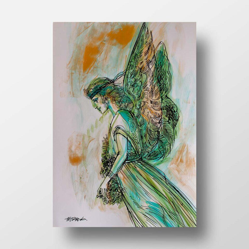 Ángel del Recuerdo
