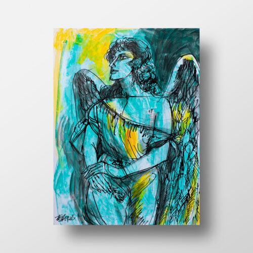 Ángel de Esperanza